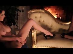 decadence - malena morgan in lesbo three-some