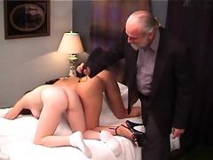young lesbo s&m sluts love fake penis play