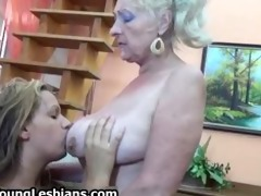 blond mature granny t live out of having part38