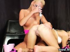anal milk enema lesbos acquire off