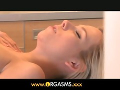 orgasms - sweet smack of youthful lesbos