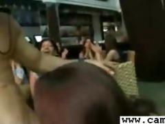 excited drunk girls, hardcore fuckfest