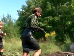 group of lustful euro women love getting part8