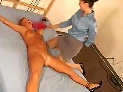 tickle lickle castigation