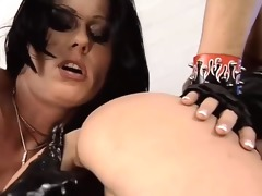 super-hot biker fuckfest
