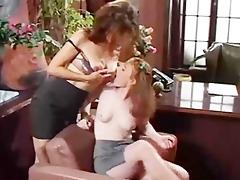 male boss seduces her employee