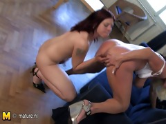 sexually excited housewife playing with a hawt