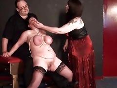 older lesbo slavegirls way-out castigation