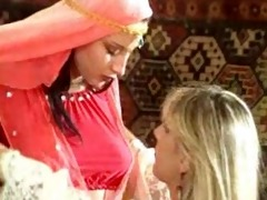lesbian babes in marocan decore