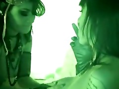 charley follow smokin lesbos