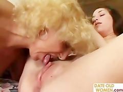grandmother fucking juvenile girl