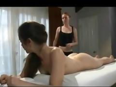 lesbo massage