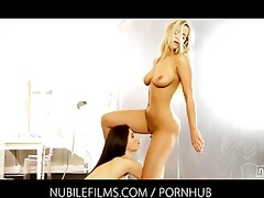 nubile films - acquire soaked
