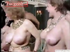 group of lesbo beauties showing hawt action movie