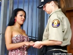 molested by guard