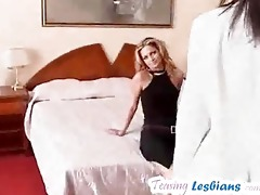 lesbos in hotel room fucking with sex toys