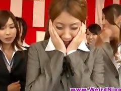 japanese juvenile babes squeezing sweethearts