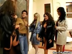 four ladies share pounder (reality kings