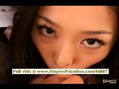 akiho yoshizawa wicked chinese model has a lesbo