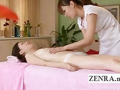 subtitled japanese d like to fuck lesbian oil