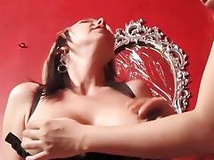 angels flogging beauties - scene 11