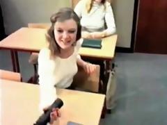 schoolgirl wet cracks