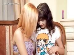 big o craving lesbian teenies touching bodies