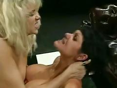 jeanna nice lesbian double penetration anal wang