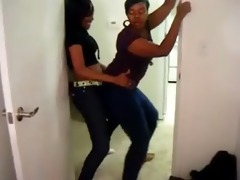 youthful youtube lesbos dancing freaky part 11
