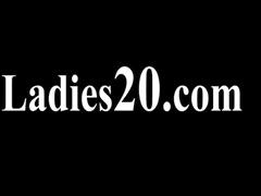 hairy lesbian babes in nylon pants loving