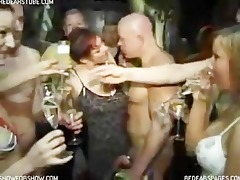 birthday in the swinger club