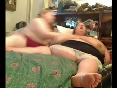 excited large fat big beautiful woman lesbos
