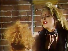 leather tied dykes from hell 3 - scene 6