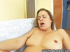 lesbo whore receives cunt drilled with large part9