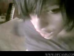 concupiscent wobblers on web camera shawna femsub